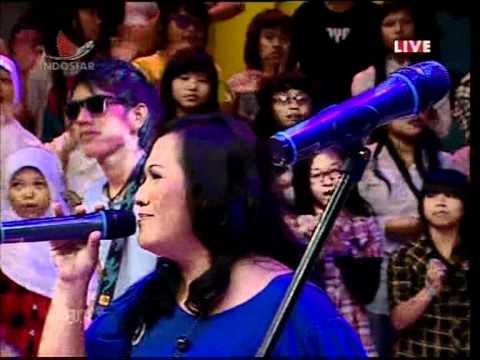 Merpati - Tak Selamanya Selingkuh Itu Indah,Live Performed di Hitzteria (06/10) Courtesy Indosiar