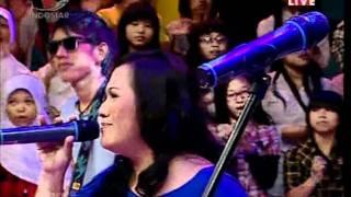 Merpati Tak Selamanya Selingkuh Itu Indah Live Performed di Hitzteria 06 10 Courtesy Indosiar