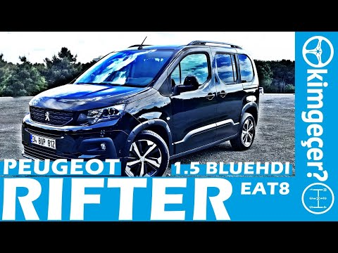 Peugeot Rifter 1.5 BlueHDi EAT8