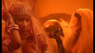 Nicky Minaj GANJA Decoded! What you're about to see is an Ancient DIVINATION RITUAL she Practic