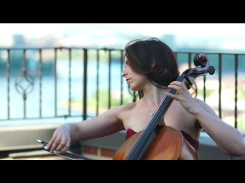 Inbal Segev performs Bach's Cello Suite No. 1 in G major: Prelude