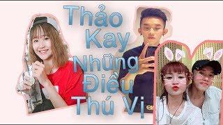 """Tiết lộ thú vị về cặp đôi hot girl  """"Lý Cây Bông""""  Thảo Phạm và Rapper """"Ý Em Sao"""" Kay Trần"""