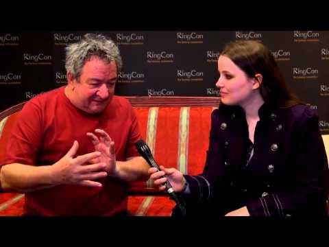 with Hobbit Actor Ken Stott by Orkenspalter TV