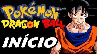 Dragon Ball Z Training (Pokémon Hack Rom) - O Início