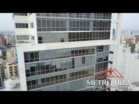 OFICINAS SMART OFFICE CENTER VIDEO DRONE 1 - Metroarea Inmobiliaria Barranquilla / Colombia