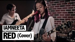 iamNEETA - Red (Cover)