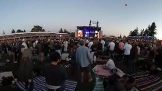 Bottlerock 2017 Tom Petty Free Falling in 360