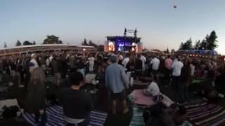 Bottlerock 2017 Tom Petty Free Falling in 360