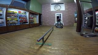 Funny Video: Skateboard Shop Trying Out New Board Fail