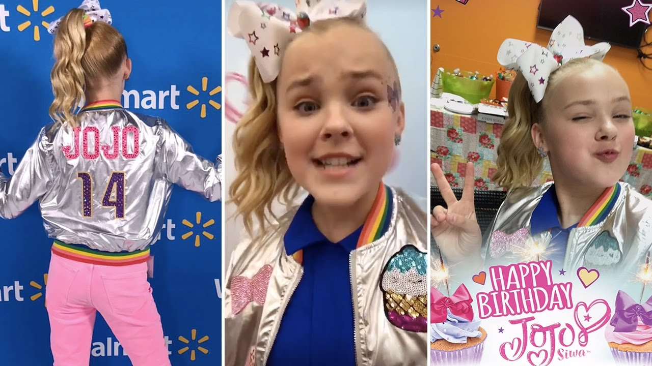 Jojo Siwa S 14th Birthday Party Full Video Youtube