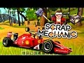 Scrap Mechanic SHQIP - Formula F1 !! - SHQIPGaming