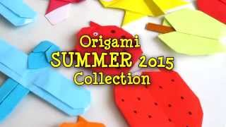 Origami - Summer 2015 Collection