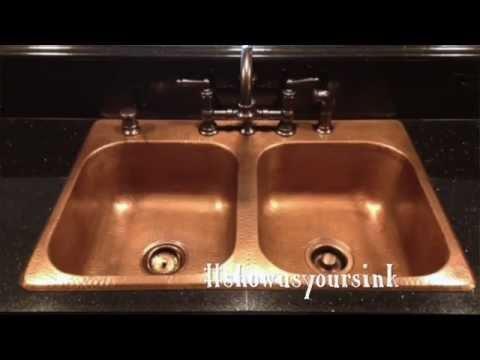 sinkology copper sink customer photos 1