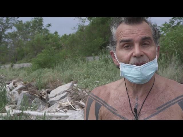 Piero Pelù e Legambiente in Friuli per il clean beach tour