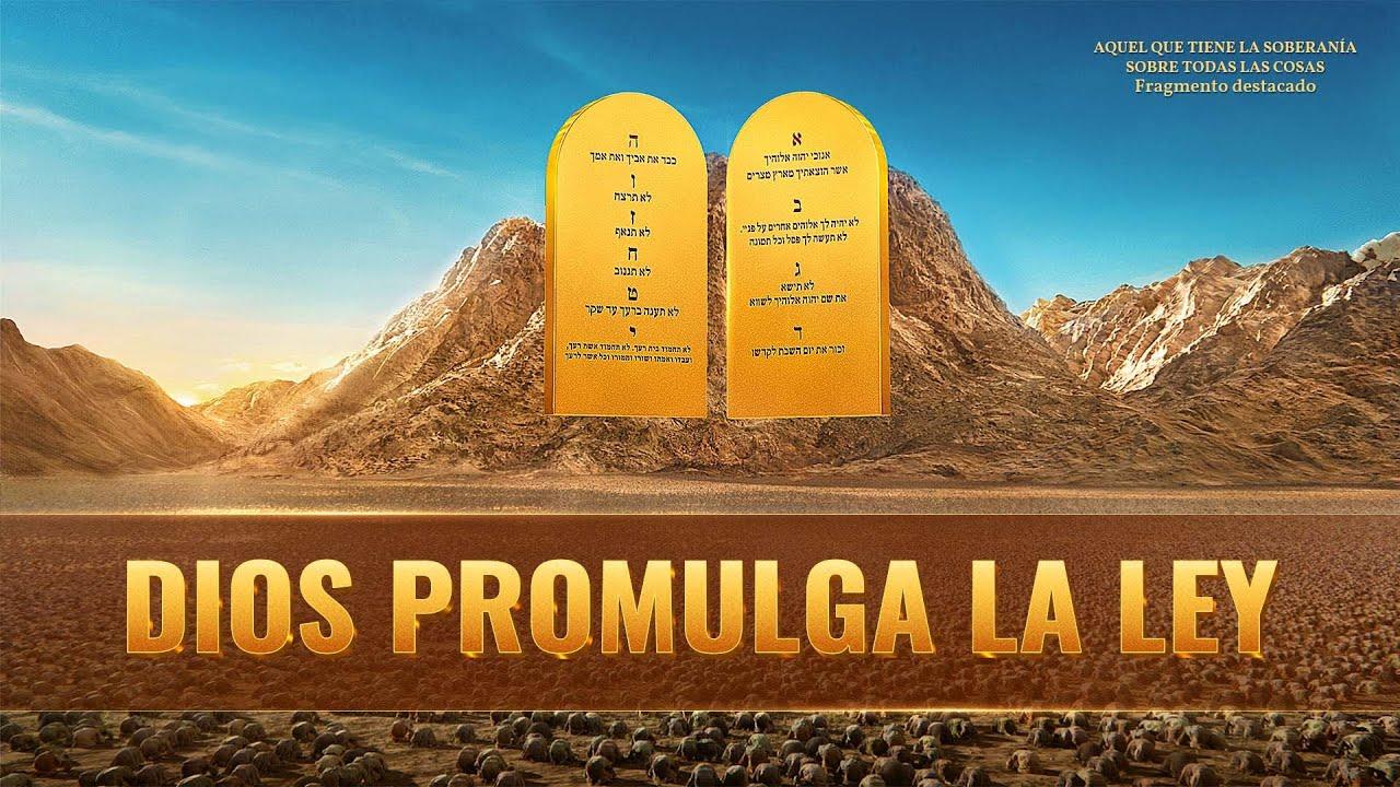 Documental en español latino | Dios promulga la ley