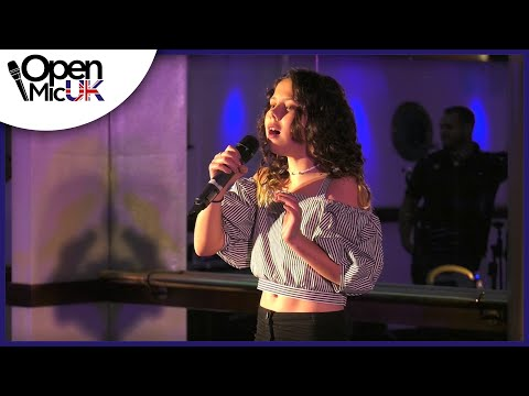 LOVE IS ALIVE – LEA MICHELE performed by MISHA at Open Mic UK music competition