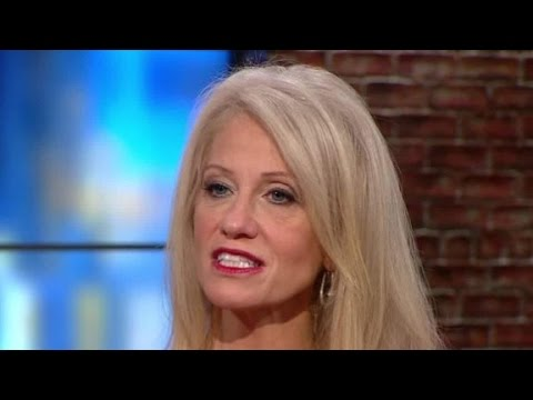 Trump manager: 'Are you calling him a liar?'