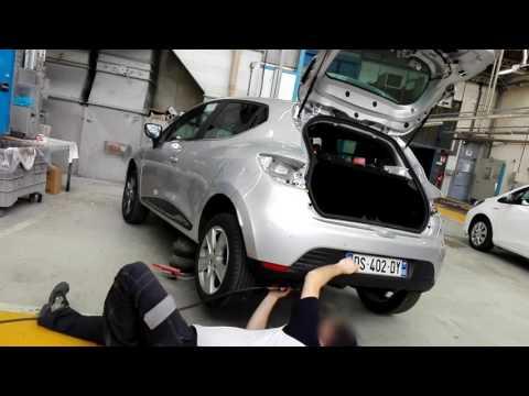Tuto Demontage Pare Choc Ar Renault Clio 4 Disassembly