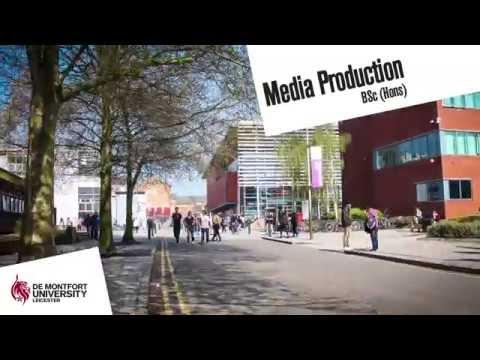 Media Production at DMU