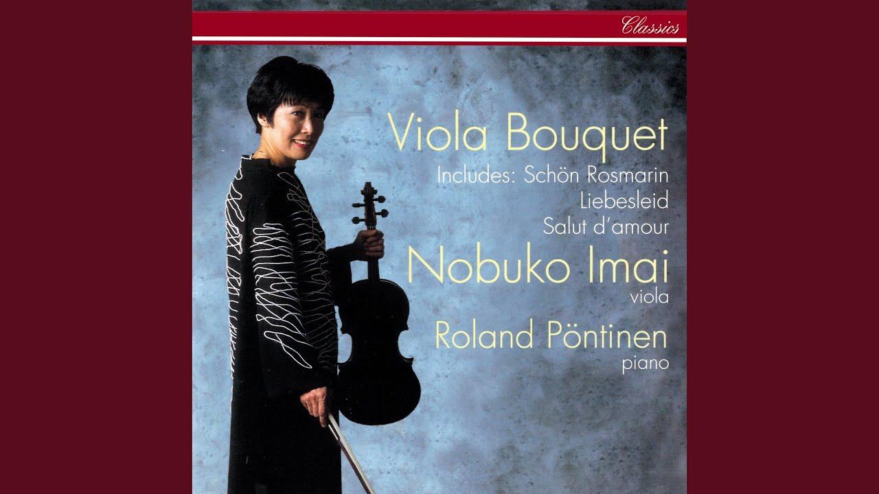 Viola arr Kodaly Provided Bach Fantasia Cromatica
