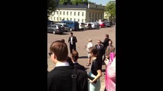Свадьба Финляндия