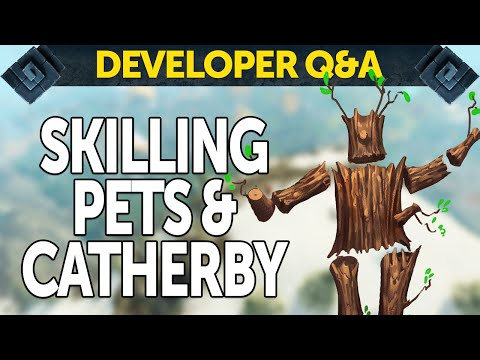 Skilling Pets & Catherby Rework Teasers - RuneScape