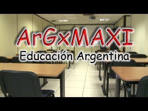 Loquendo Educación Argentina Actual