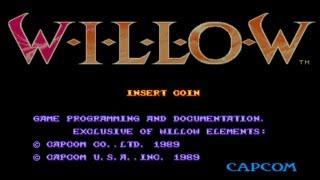 Willow Stage 1 1989 Capcom Mame Retro Arcade Games