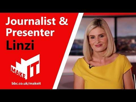 Job profile: News Presenter at BBC Northern Ireland