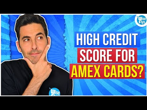 Minimum Credit Score To Be Approved For Each Amex Card