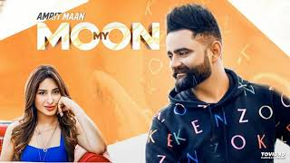 Gambar cover My Moon - Amrit Maan ( Official Song ) | Latest Punjabi Song