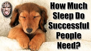 short sleepers