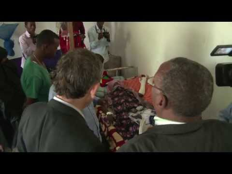 Footage of African Union Mission in Somalia - Unravel Travel TV