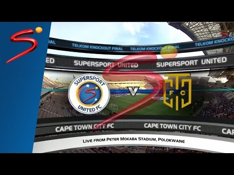 TKO 2016 Final: Cape Town City vs SuperSport United