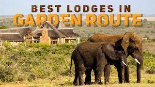 Best Lodges in Garden Route