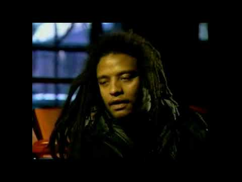 Sly and Robbie -  Maxi Priest - Interview Live footage