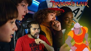 THEY PLAYED THIS ON STRANGER THINGS FOR FUN?! | Dragon