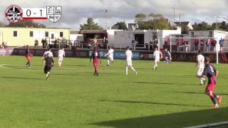 HIGHLIGHTS | Truro City FC vs Hampton & Richmond Borough| 15.10.16