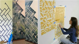 30+ Wall Painting Ideas Techniques How to paint a wall
