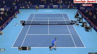 Benoit Paire - Florian Mayer 1st Round | Swiss Indoors Basel 2016 TE 2013 Simulation