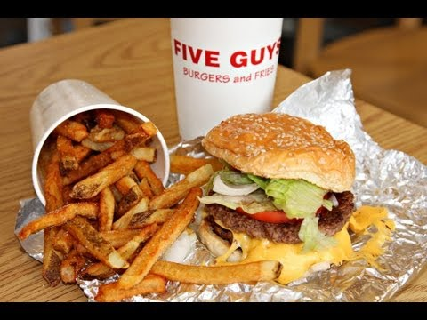 Highest Calorie Fast Foods in America