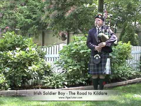 Irish Soldier Boy - Road to Kildare