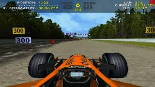 F1 2001 EA Sports PC - Germany Grand Prix