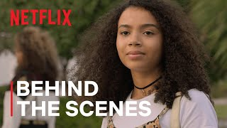 Selena: The Series | Selena Meets Beyoncé | Netflix