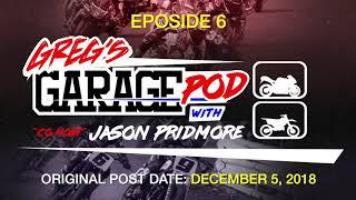 Ep6 - PJ Jacobsen to MotoAmerica, we talk to him. JD beach to SBK, MotoGP & More
