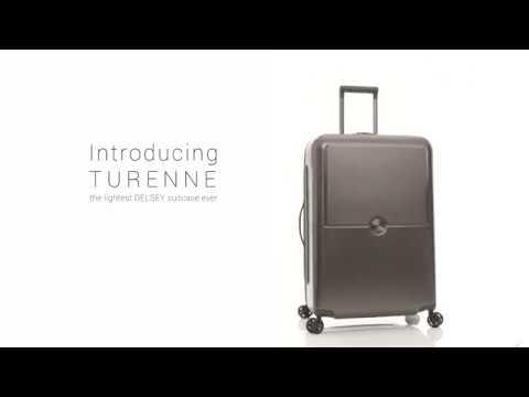 291d3f042 Descubre la nueva maleta Turenne de Delsey de este 2018