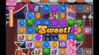 Candy Crush Saga - Level 1485 (3 star, No boosters)
