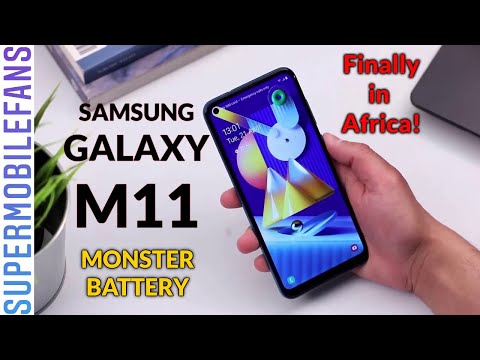 Samsung Galaxy M11 Overview – A Longer Lasting Galaxy A11 & A Big Upgrade from Galaxy A10s!