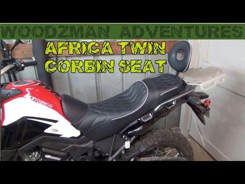 Adjustable Removable Driver Passenger Backrest for Corbin Seats