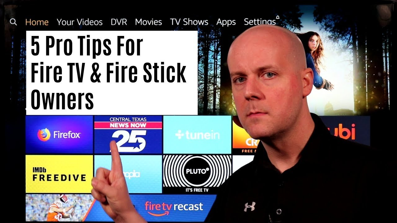 Download 5 Pro Tips For Fire TV & Fire Stick Owners
